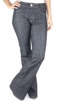Calça Jeans Feminina Flare F2346999