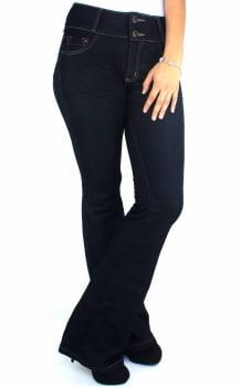 Calça Jeans Feminina Flare F2401002