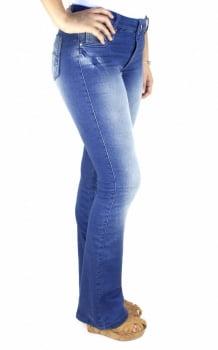 Calça Jeans Feminina Flare F2410100
