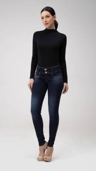 Calça Jeans Feminina Levanta Bumbum F2020147