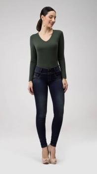 Calça Jeans Feminina Levanta Bumbum F2020150