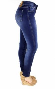 Calça Jeans Feminina Skinny F2017045