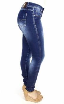Calça Jeans Feminina Skinny F2017055