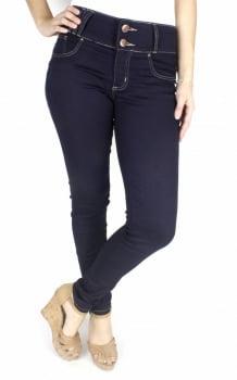 Calça Jeans Feminina Skinny Levanta Bumbum F2017095