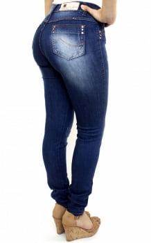Calça Jeans Feminina Skinny F2018048