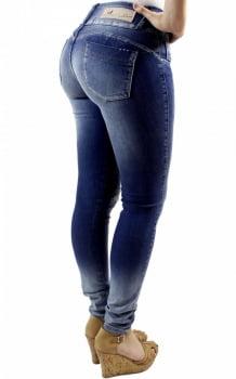 Calça Jeans Feminina Skinny F2018066