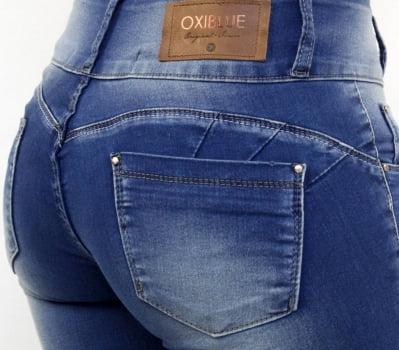 Calça Jeans Feminina Skinny F2018095