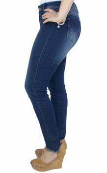 Calça Jeans Feminina Skinny F2019025