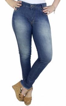 Calça Jeans Feminina Skinny F2019028