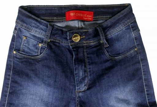 Calça Jeans Feminina Skinny F2019040