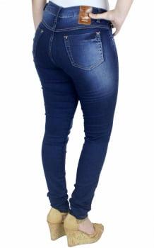 Calça Jeans Feminina Skinny F2019048