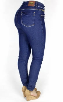Calça Jeans Feminina Skinny F2017098