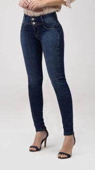 Calça Jeans Skinny Feminina Levanta Bumbum F2020135