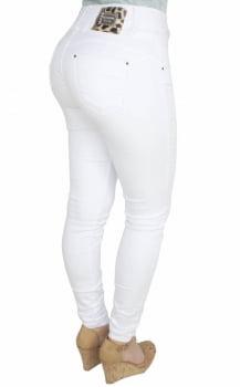Calça Branca Skinny Feminina F2017119