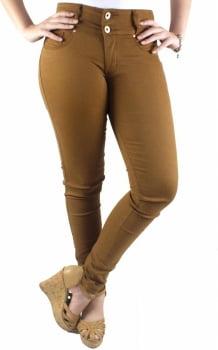 Calça Skinny Caramelo F2019053