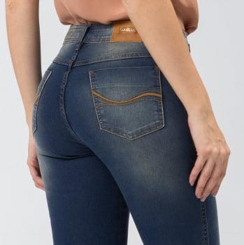 Calça Flare Jeans Cintura Alta F2020246