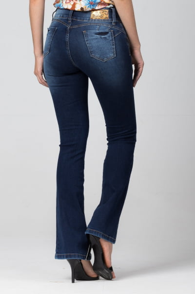 Calça Flare Jeans Feminina F2021752