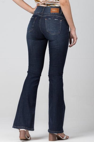 Calça Flare Jeans Feminina F2021760