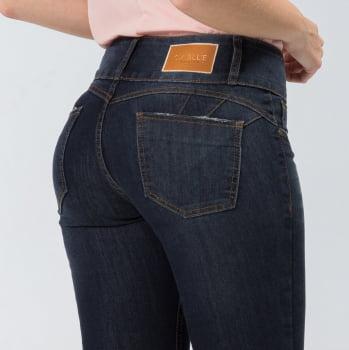 Calça Flare Jeans Levanta Bumbum F2020243