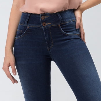 Calça Flare Jeans Levanta Bumbum F2020244