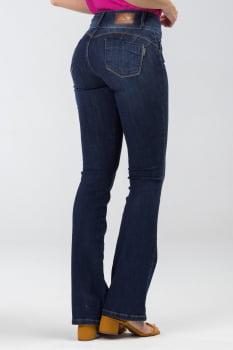 Calça Flare Jeans Levanta Bumbum F2020245