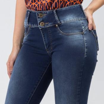 Calça Flare Jeans Levanta Bumbum F2020247