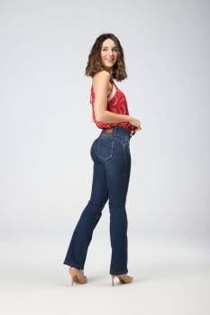 Calça Flare Jeans Levanta Bumbum F2020266