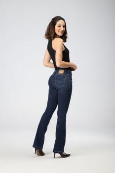Calça Flare Jeans Levanta Bumbum F2020268