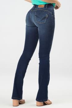 Calça Flare Jeans Levanta Bumbum F2020270