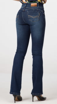 Calça Flare Jeans Levanta Bumbum F2020309