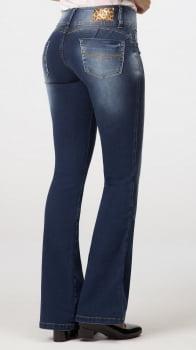 Calça Flare Jeans Levanta Bumbum F2020310