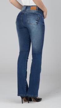 Calça Flare Jeans Levanta Bumbum F2020465