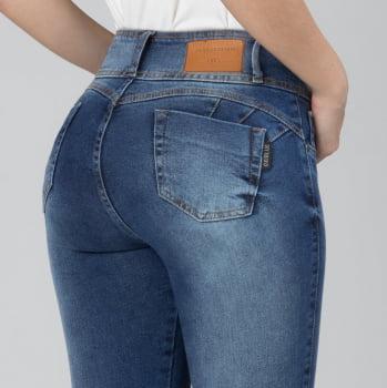 Calça Flare Jeans Levanta Bumbum F2021002