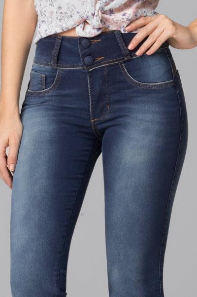 Calça Flare Jeans Levanta Bumbum F2021031