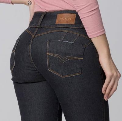 Calça Flare Jeans Levanta Bumbum F2021093