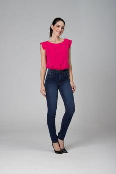 Calça Jeans Cintura Alta F2020466