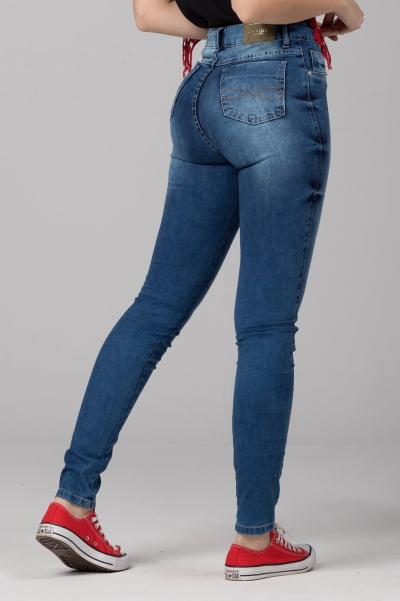 Calça Jeans CIntura Alta F2021065