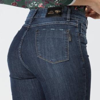 Calça Jeans Feminina Cintura Alta F2020260