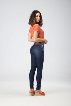 Calça Jeans Feminina Cintura Alta F2020262