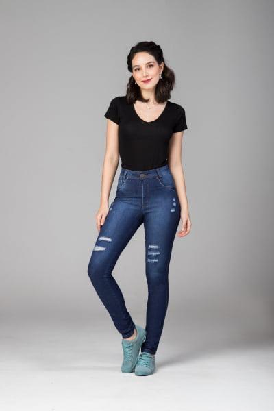 Calça Jeans Feminina F2021710