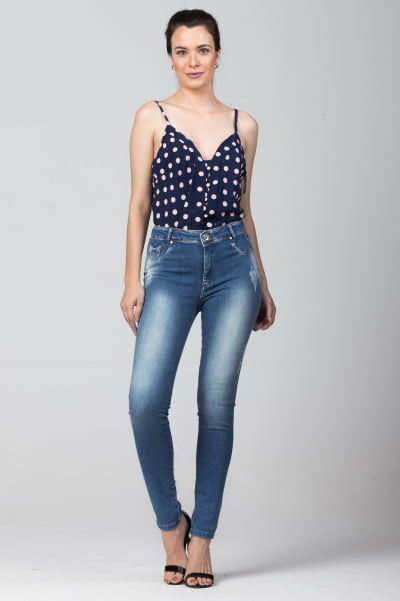 Calça Jeans Feminina F2021753