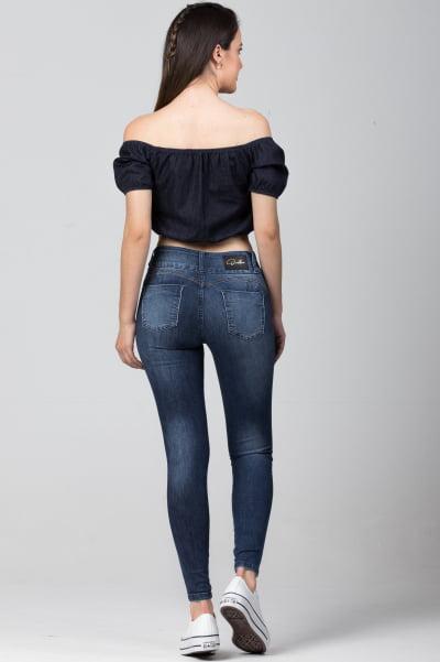 Calça Jeans Feminina F2021756