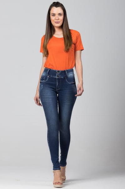 Calça Jeans Feminina F2021757