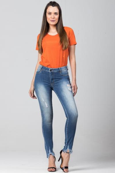 Calça Jeans Feminina F2021763
