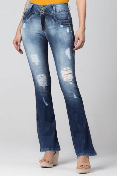 Calça Jeans Feminina F2021781
