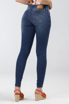 Calça Jeans Feminina Skinny F2020254