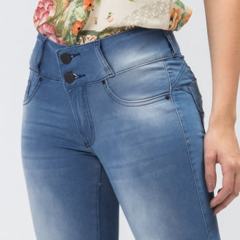 Calça Jeans Feminina Skinny F2020256