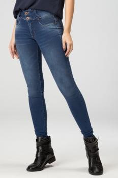 Calça Jeans Feminina Skinny F2020277