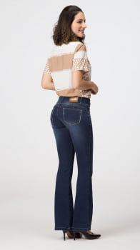 Calça Jeans Flare Levanta Bumbum F2021001