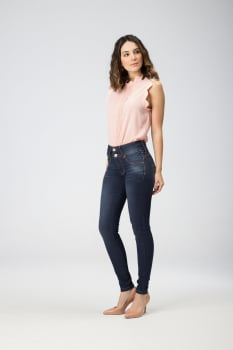 Calça Jeans Skinny Feminina F2020265